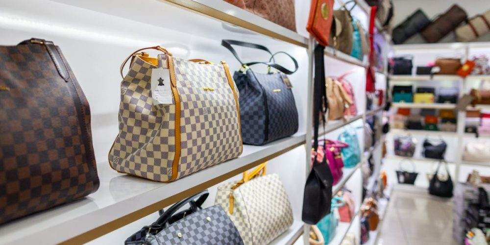Fake Louis Vuitton Bag with Best Texture And Design